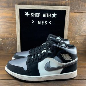 AIR JORDAN 1 MID SE  MENS SHOES